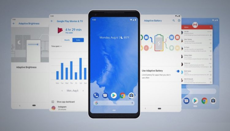 Android P is called Android 9 Pie, releasing now for Pixel phones first | Apps News