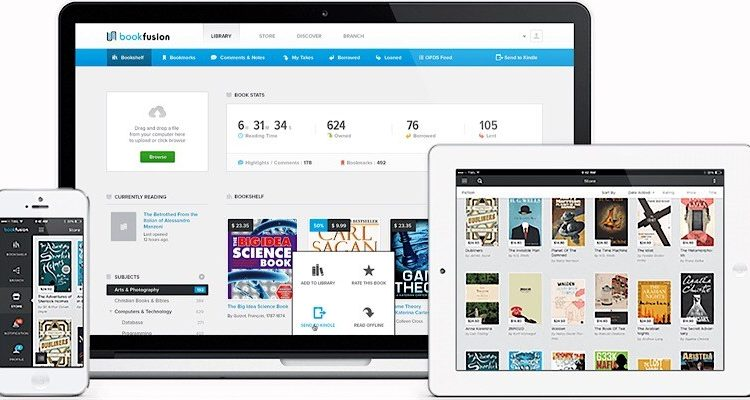 BookFusion: An Alternate E-Reader for iOS, Android, and the Web | How To