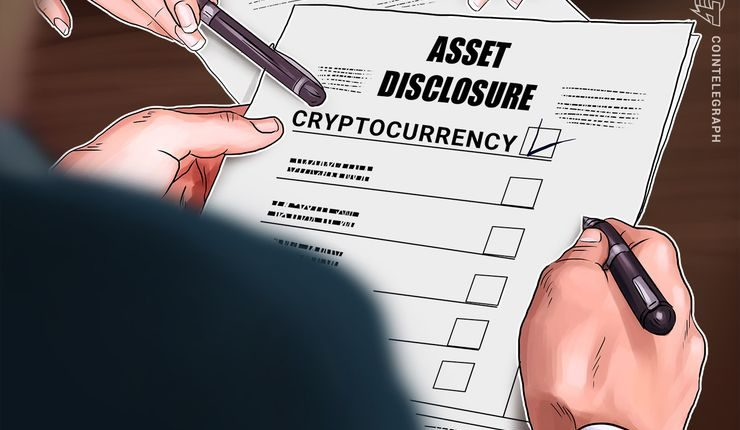 US: Chair of House Judiciary Committee Discloses Ownership of Cryptocurrency   Cryptocurrency