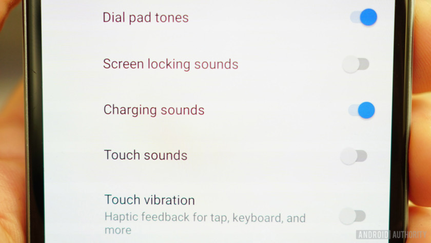 Android 9 Pie review charging sounds