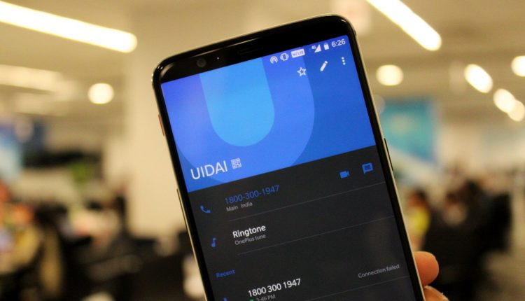 No clarity on why Google included UIDAI number in Android setup wizard in 2015 | Top Stories