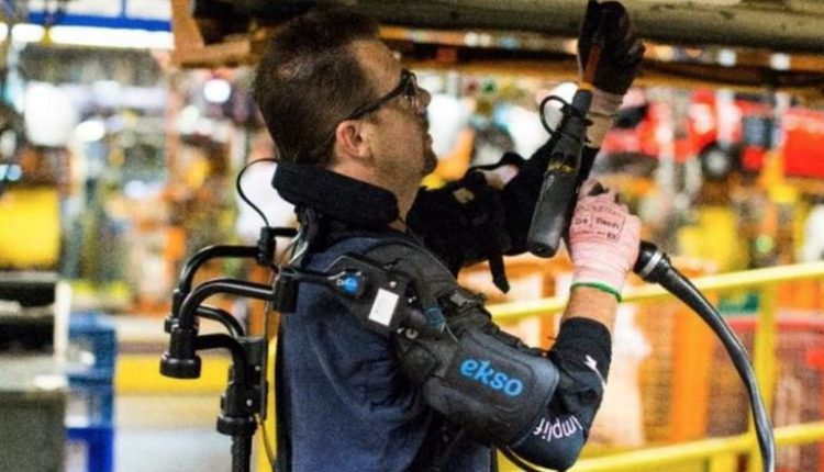 Exoskeletons debut at Ford factories | Top Stories