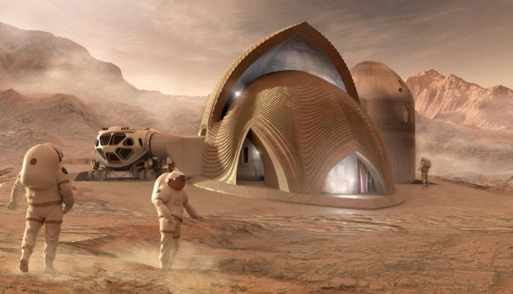NASA reveals winners of its 3D-printed Mars habitat contest | Innovation