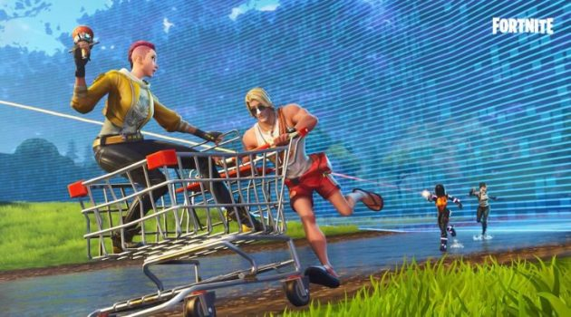 Fortnite Adds New Steady Storm Limited Time Mode | Gaming