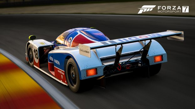 Major Forza Motorsport 7 Update Offers Aston Martin AMR1, Time Attack Mode, Drift Mode Upgrades and Redrawn Track Limits | Gaming