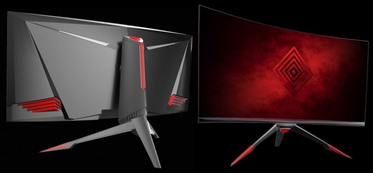 Curved gaming monitor wows with 'UWHD' LCD at 200Hz refresh rate | Computing