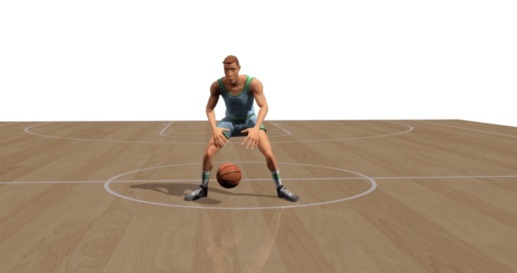 Researchers teach an AI how to dribble | Apps News