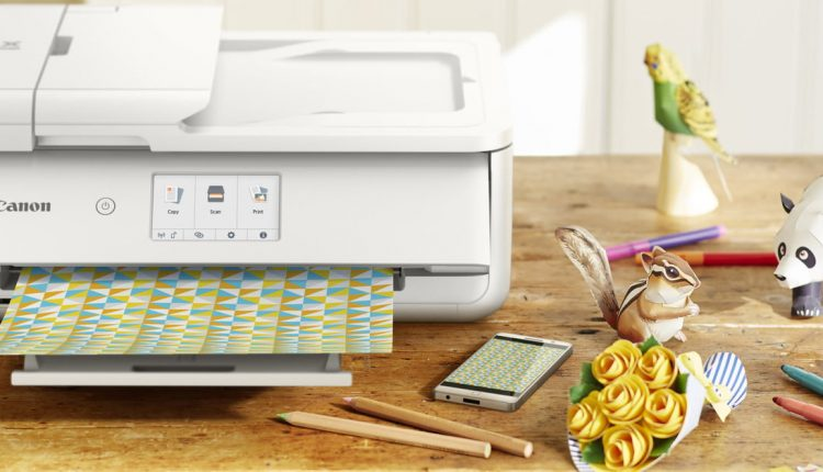 Canon drops 5 new printers to round out its PIXMA lineup | Computing