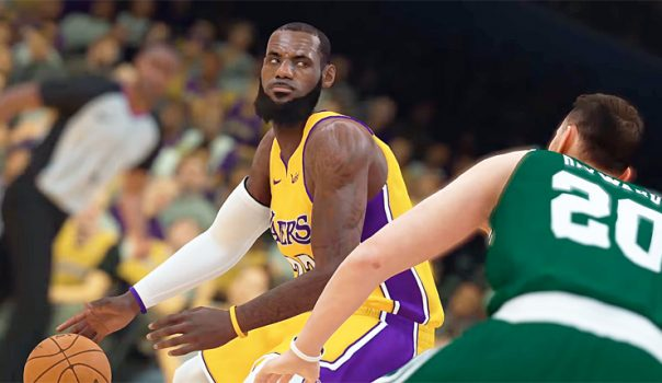 NBA 2K19 Fires Off Its First Star-Studded Gameplay Trailer, Xbox One Bundles Announced | Gaming