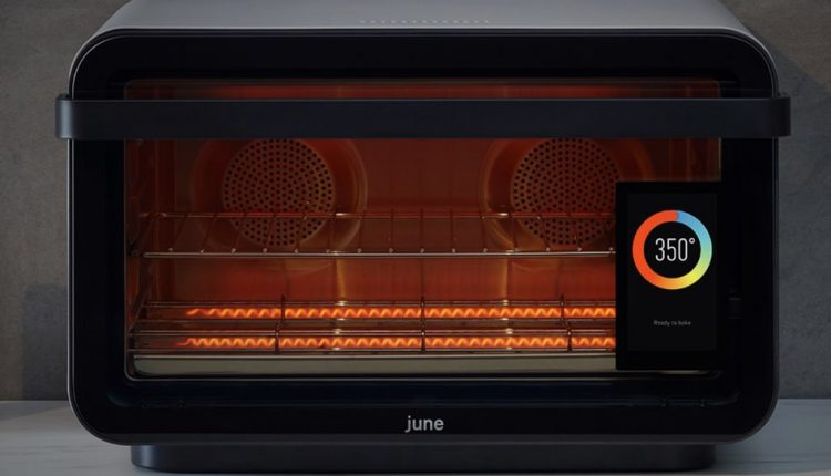 June is back with a new high-tech smart oven for your counter | Apps News