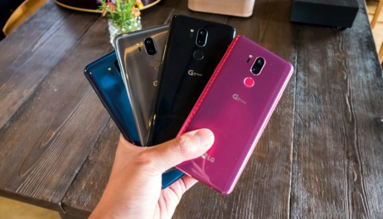 Weekly Plan Spotlight: Lease an LG G7 ThinQ for just $7/month | Apps & Software