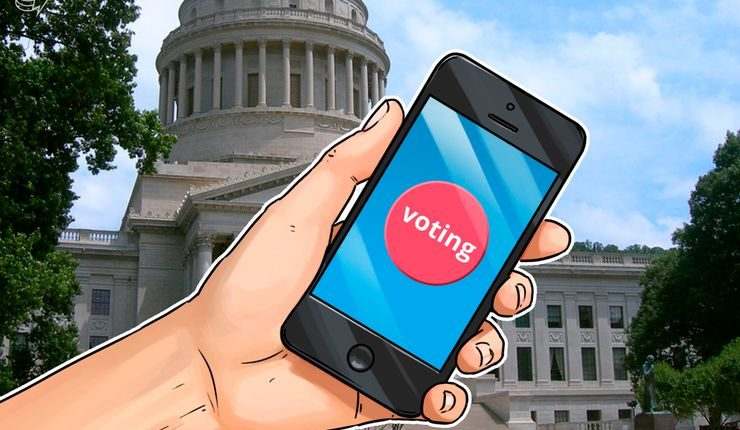 West Virginia Offers Overseas Residents Blockchain Voting Option for Midterm Elections | Cryptocurrency