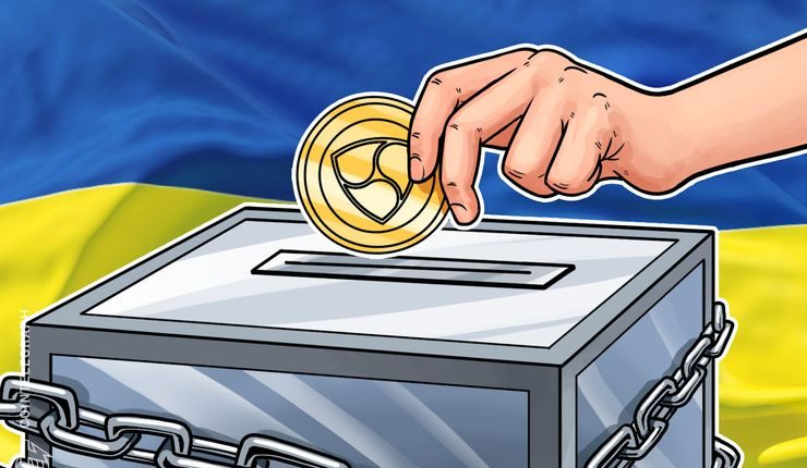 Ukraine Electoral Commission Uses NEM Blockchain for Voting Trial | Cryptocurrency