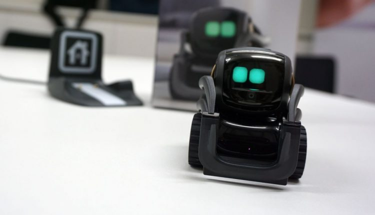 Meet Vector, the home robot from Anki with a big personality   Innovation