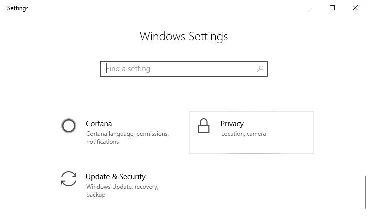 win10-app-launch-tracking-go-to-privacy