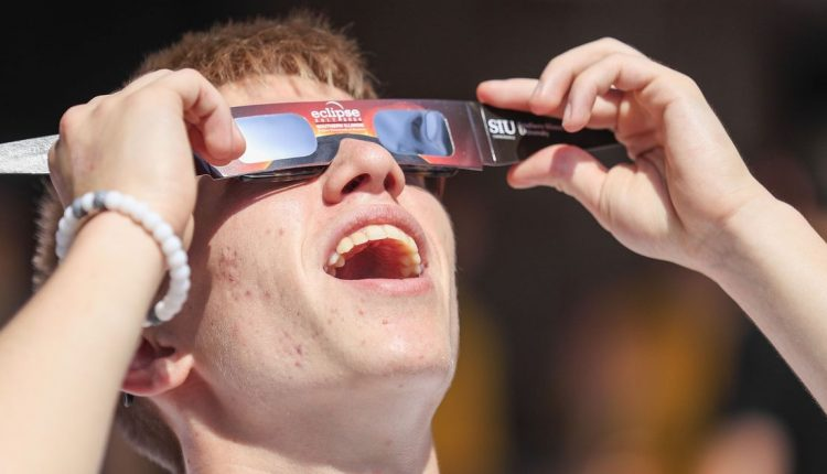 Solar eclipse glasses: Why do you need them and where can you buy them? | Top Stories