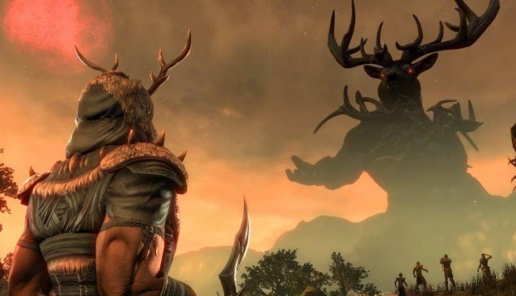 Elder Scrolls Online Getting Wolfhunter DLC Soon, Murkmire DLC Coming Later This Year | Gaming