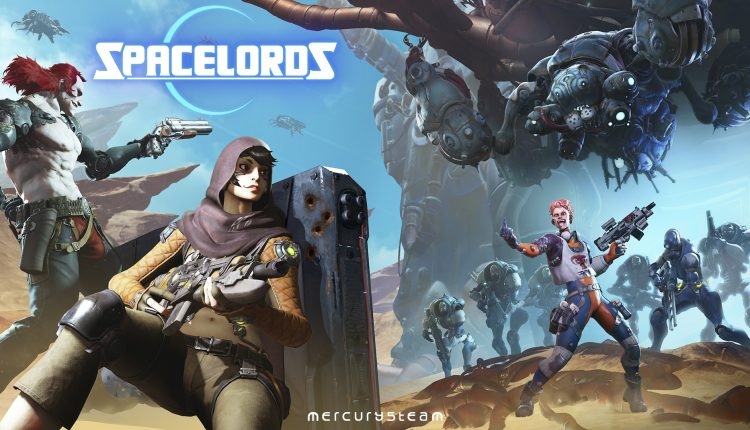 Inside Spacelords: The Path to Free to Play | Gaming
