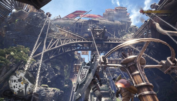 Monster Hunter World Ultra-Wide Mod In The Works; New Video Shared | Gaming