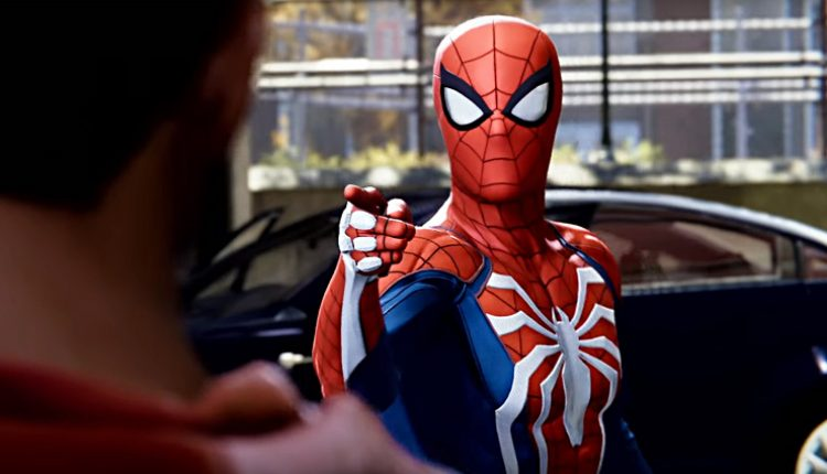 Spider-Man Launch Trailer Shows a Fateful Miles Morales Meeting | Gaming