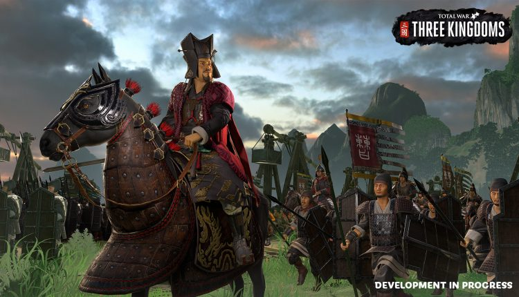 Total War: Three Kingdoms Campaign Map Revealed in This Trailer | Gaming