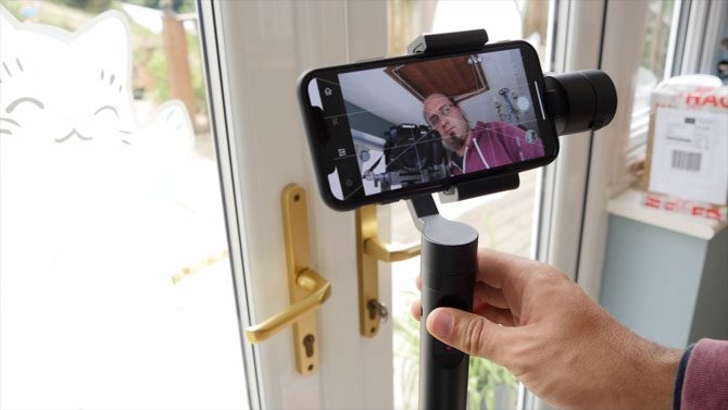 Yi Smartphone Gimbal: Silky Smooth Footage, But Could Be Better yi gimbal overview 670x377