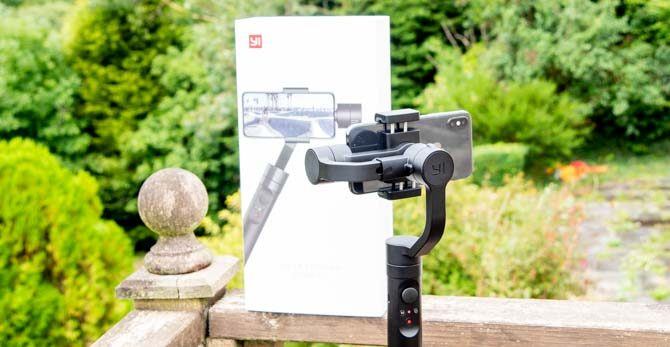 Yi Smartphone Gimbal: Silky Smooth Footage, But Could Be Better yi gimbal overview 1 670x347