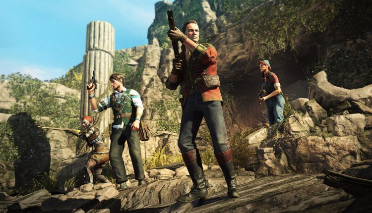 Gameplay Overview for Strange Brigade shows tons of content | Gaming