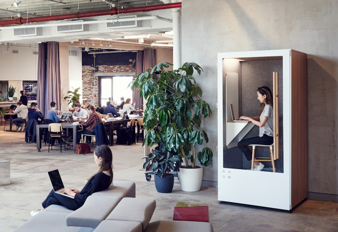 To fight the scourge of open offices, ROOM sells rooms | Computing 5
