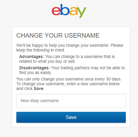 eBay-Change-Username