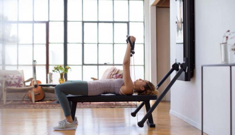 Tonal launches at-home digital strength training system   Startup