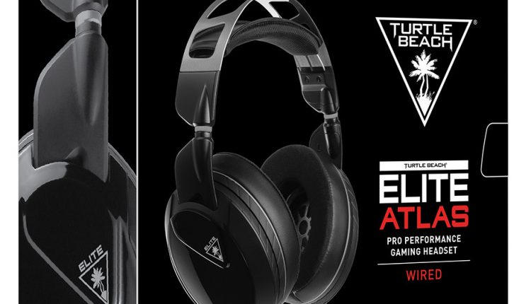 Turtle Beach Announces New Line Of Gaming Headsets Branded Atlas | Gaming