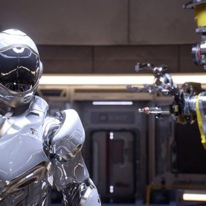 NVIDIA RTX Demonstrated With Stunning Cinematic Real-Time Ray Tracing Demo Made in Unreal Engine 4 | Gaming