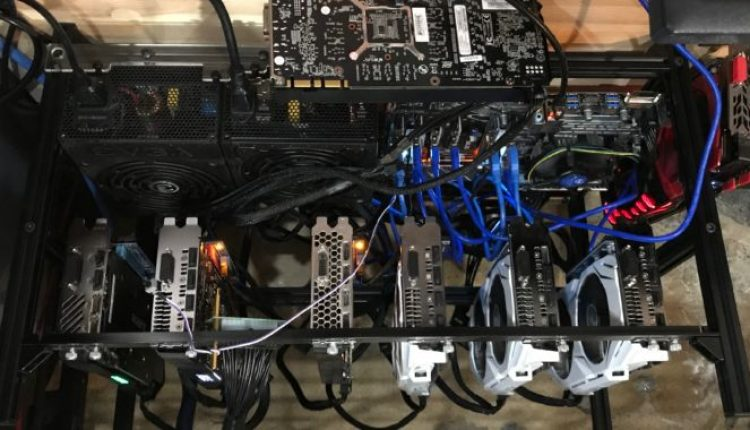 The blockchain bonanza is over for graphics card makers