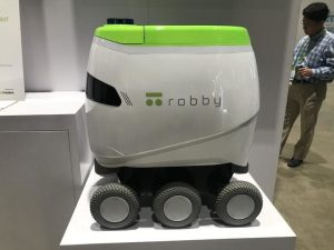 Robot Roundup: Delivery Robots Strive to Drive the Last Mile | Robotics 3