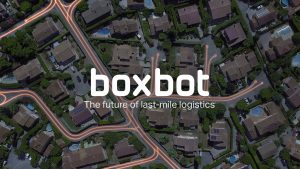 Logistics Escapes the Warehouse to Conquer the Last Mile -- Why Toyota Invested in Boxbot