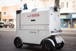 Robot Roundup: Delivery Robots Strive to Drive the Last Mile | Robotics 2