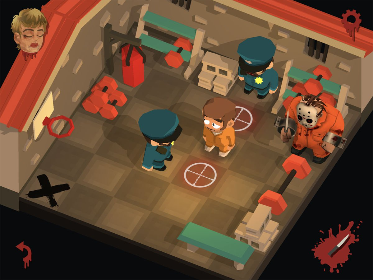 Best free iPad games: Friday the 13th: Killer Puzzle