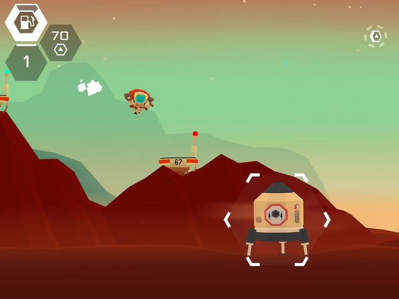 Best free iPad games: Mars: Mars