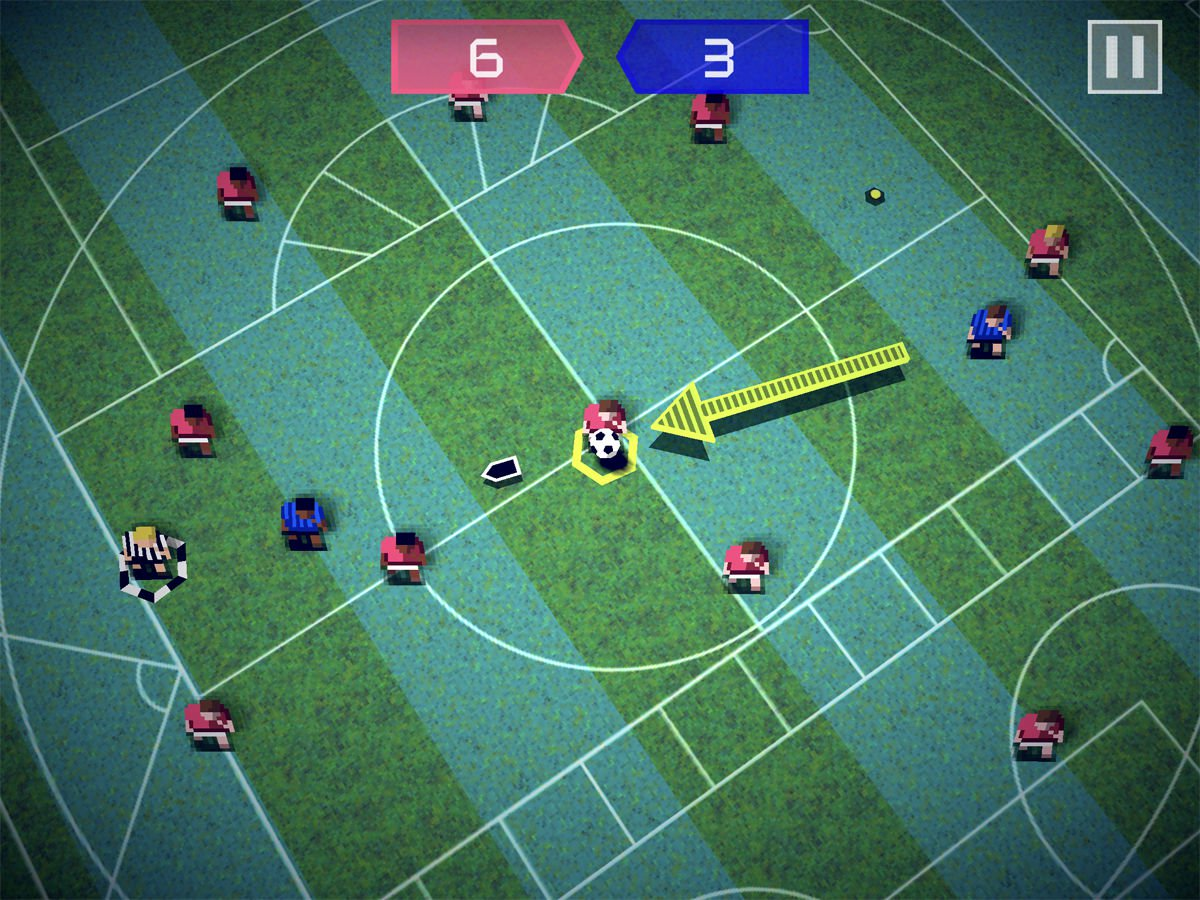 Best free iPad games: Kind of Soccer