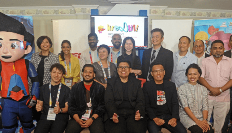 MDEC calls on local creative industry to get more Kre8tif Malaysia  Digital Asia