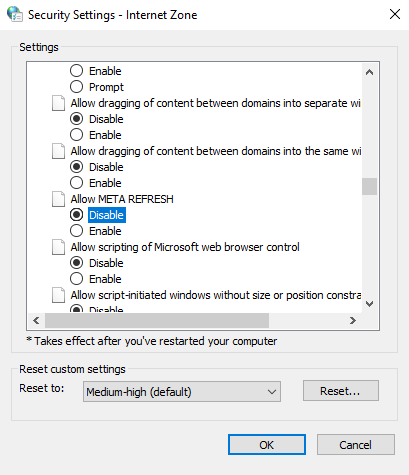 disable-web-page-auto-refresh-ie11-meta-refresh