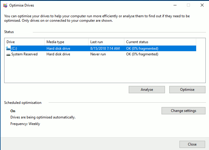 windows10-optimise-drives