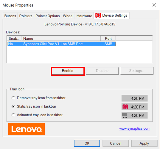 laptop-touchpad-not-working-mouse-properties