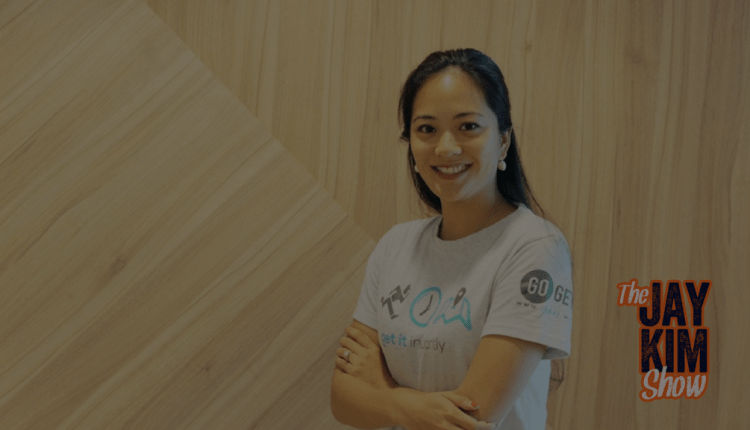 The Jay Kim Show with GoGet CEO Francesca Chia | Digital Asia