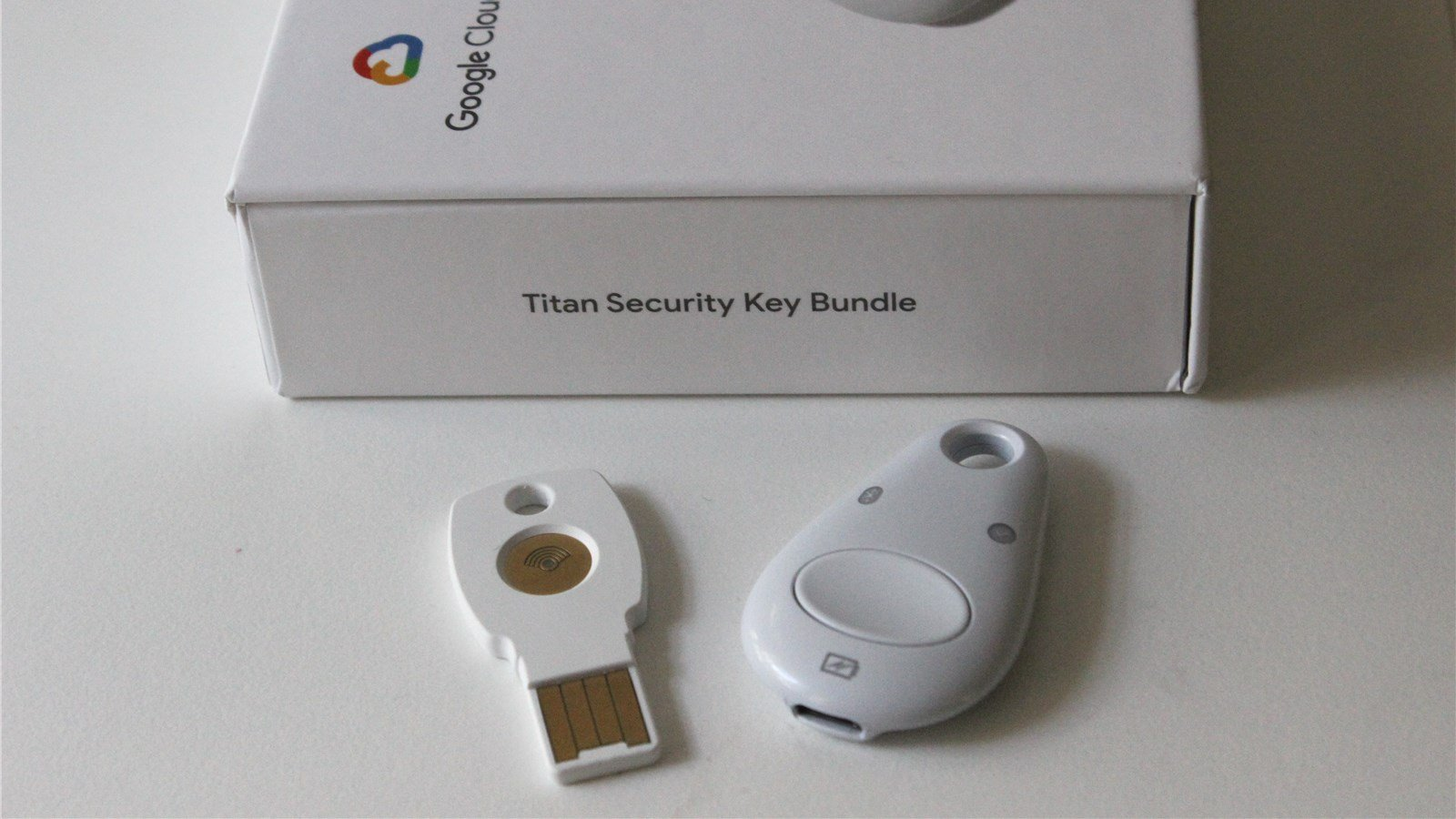 Google Titan Security Key Review: Two Great Keys For The Price Of One | Tips & Tricks 1