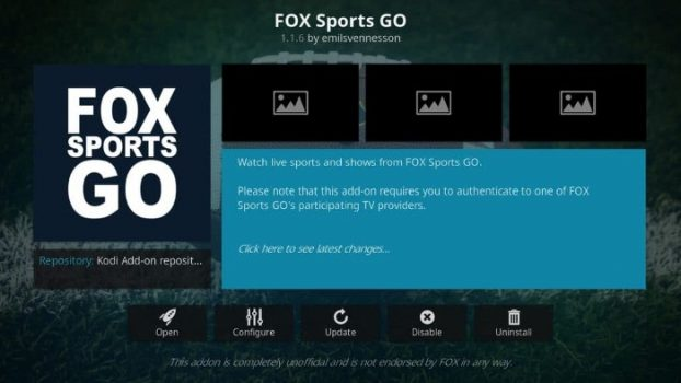 best-kodi-add-ons-sports-fox-sports-go