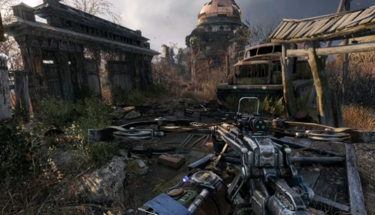A Tip For Metro Exodus: Try Not To Run | Gaming News