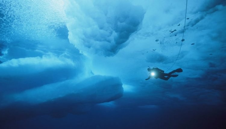 A warm-water time bomb could spell disaster for Arctic sea ice | Artificial intelligence