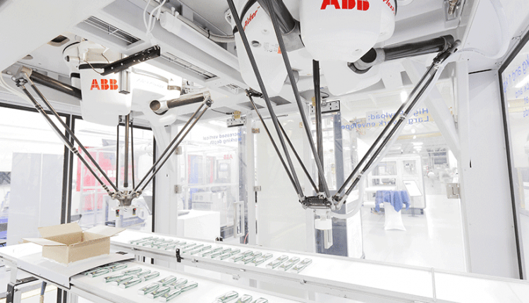 ABB claims to have connected 7,000 of its industrial robots to its IIoT platform | Robotics